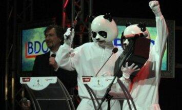 Pa divām Mūzikas ierakstu Gada balvām saņem 'Instrumenti', 'Satellites LV' un 'Otra puse' (23:35)