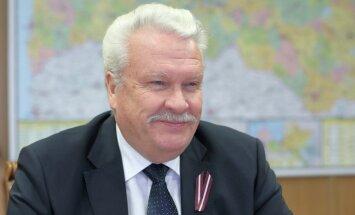 Дуклавс за год заработал 60 000 евро и частично избавился от долга
