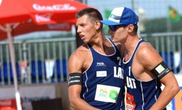Плявиньш и Регжа упустили шанс поехать в Рио с Самойловым и Шмединьшем