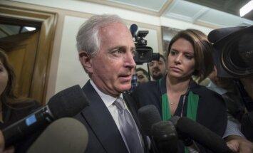Tramps degradē mūsu valsti, uzskata republikāņu senators