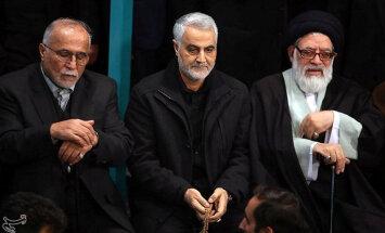 Irānā ziņo par desmitiem ienaidnieka spiegu notveršanu