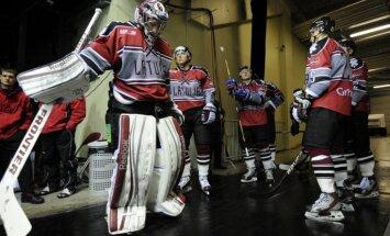 Latvijas hokeja izlase ar maču pret Lielbritāniju sāk cīņu par vietu Soču olimpiskajās spēlēs