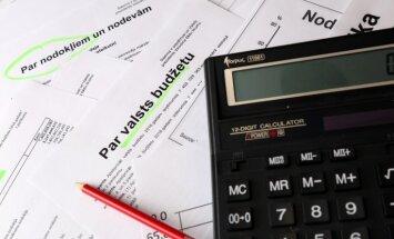 Gada pirmajos četros mēnešos kopbudžeta ieņēmumu plāns nav izpildīts