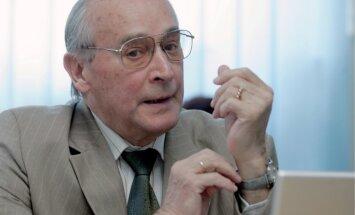 Georgam Andrejevam – balva par mūža ieguldījumu medicīnā