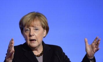 """Меркель — """"человек года"""" по версии Time, лидер ИГ — второй, а Путин исключен"""