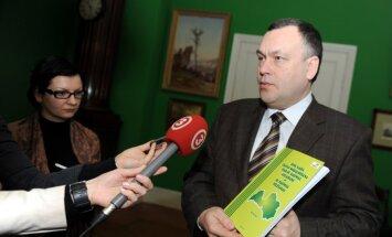 Cimdars rosina veidot parlamenta darba grupu e-vēlēšanu ātrākai ieviešanai