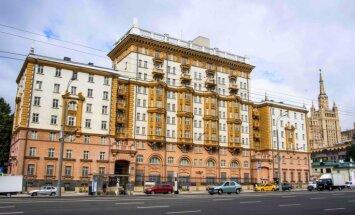Žirinovskis ierosina mainīt ASV vēstniecības adresi