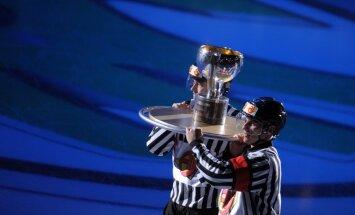 Šveices un Zviedrijas hokeja izlases noskaidro pasaules čempionu