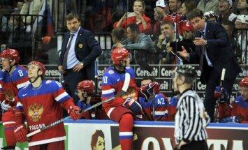 Pasaules hokeja čempionātā tiks izspēlēti pusfināli