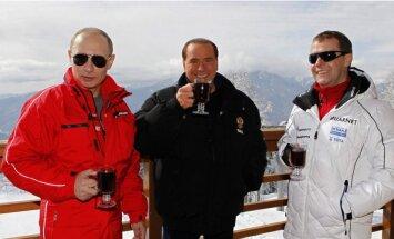 Как Берлускони сыграл с Меркель шутку Путина