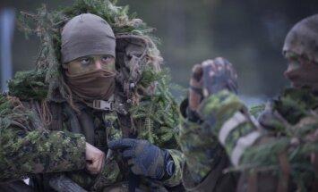 Глава МИД: боевая группа НАТО для размещения в Латвии полностью укомплектована