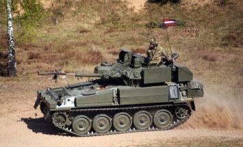 Kanādas spēki Latvijā pasliktinās reģiona drošību, brīdina Krievija