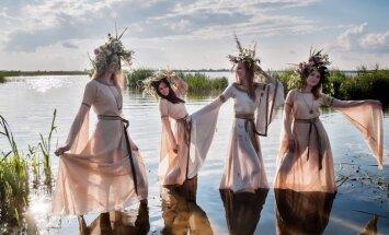 Kupala – senie slāvu svētki, tik līdzīgi latviskajiem Jāņiem