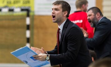 Par BK 'Jēkabpils' galveno treneri apstiprināts Rūdolfs Rozītis
