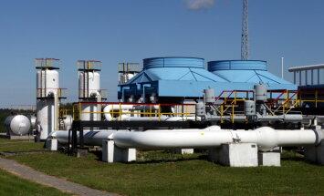 Передача: Однокурсник Путина ведет переговоры о покупке у Латвии Инчукалнского газового хранилища