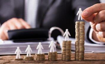 Министерства дополнительно просят на повышение зарплат почти 142 млн евро