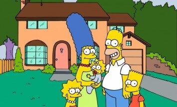 'The Simpsons' Helovīna sērijā nogalinās Bārtu Simpsonu