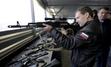 Pētījums: Krievijas sabiedrībā vēl nekad nav bijusi tik negatīva attieksme pret Rietumiem