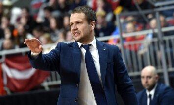 Gailītis par 'VEF Rīga' zaudējumu: Mūsu sliktajai spēlei nav attaisnojuma