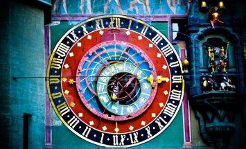 7 neparasti Eiropas pulksteņi - figūras cilvēka augumā un himna, ko spēlē zvani