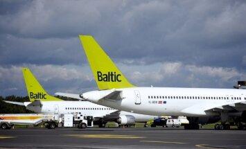 airBaltic на сутки переносит полет из Риги в Египет