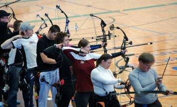 Loka šāvēja Oleksejenko kā vienīgā no Latvijas pārstāvjiem iekļūst Eiropas čempionāta 1/16 finālā