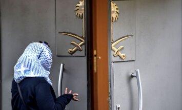 Saudarābi Hašogi pēc spīdzināšanas nogriezuši galvu