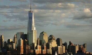 Atdzimšana no pelniem: Ņujorkā atkal atvērts Pasaules tirdzniecības centrs