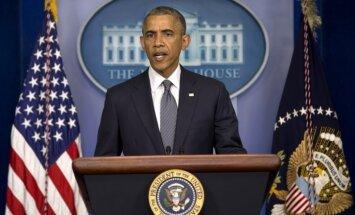 """Обама объявил об экономической блокаде Крыма и ввел санкции против """"Ночных волков"""""""