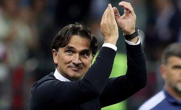 Horvātijas futbola izlases treneris: uzvarējām pašu dižo Argentīnu