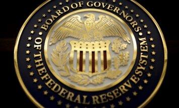 ASV Federālā rezervju sistēma paaugstina bāzes procentlikmi
