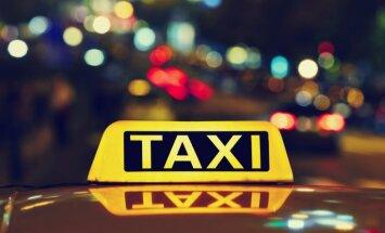 Konkurences padome: ieteicamā maksa par braucienu taksometrā rada cenu paaugstināšanas riskus