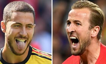 Smagā bronzas spēle – Beļģijas un Anglijas futbolisti Pasaules kausā tiekas vēlreiz