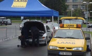 Septembrī atsāks ikgadējo ceļu satiksmes projektu 'Brauc droši!'