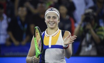 Остапенко легко прошла в четвертьфинал Пекина: соперница снялась из-за травмы