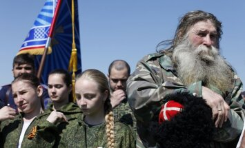 Krievijas Valsts domē rosina atjaunot himnu 'Dievs, sargi Caru'