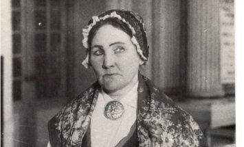 'Neviena latviešu sieviete nestaigā ar protēzēm!' Teātra leģendai Bertai Rūmniecei – 150