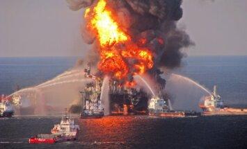 Mediji: BP par naftas noplūdi maksās rekordlielu sodu