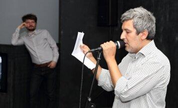 Latvijas dzejnieki piedalās prestižajā Tallinas 'HeadRead' festivālā