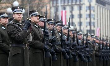 Вейонис: Национальные вооруженные силы— гарант безопасности Латвии и каждого ее жителя