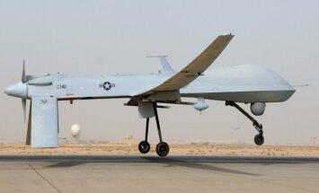Mediji: Saūda Arābijā atrodas slepena ASV bezpilota lidaparātu bāze