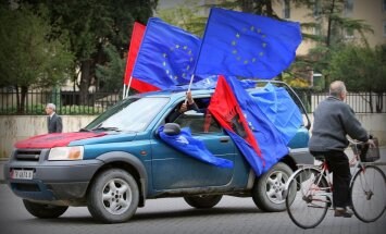 Eiropas Savienības nākotne: Paplašināsies par spīti krieviem, turkiem un ķīniešiem