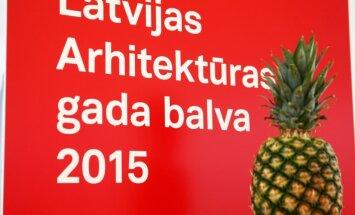 Nosaukti Latvijas Arhitektūras gada balvas pretendenti