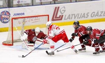 HK Rīga - Spartak