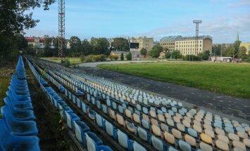 Stadionu Kr. Barona ielā pārveidos par iedzīvotājiem atvērtu sporta un atpūtas kompleksu