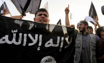 'Islāma valsts' rindās karo 5000 Krievijas pilsoņu