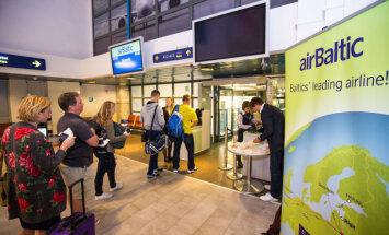 'airBaltic' piedāvā Krievijas un Ukrainas iedzīvotājiem atvieglotus lidojumus caur Rīgu; palielināšot lidojumu skaitu