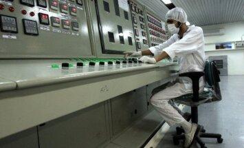 Irāņu trimdas organizācija ziņo par slepenu kodolbāzi netālu no Teherānas
