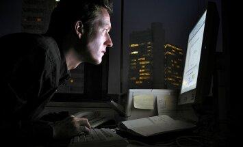 Krievijas vadošajām bankām notikuši plaši kiberuzbrukumi