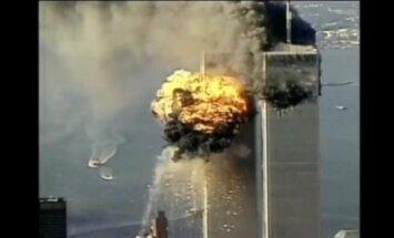 11. 09. 2001: Spēcīgi kadri, kas atgādina par 15 gadus seno traģēdiju